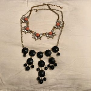 J. Crew necklace bundle
